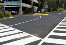 Line Marking Melbourne Vic